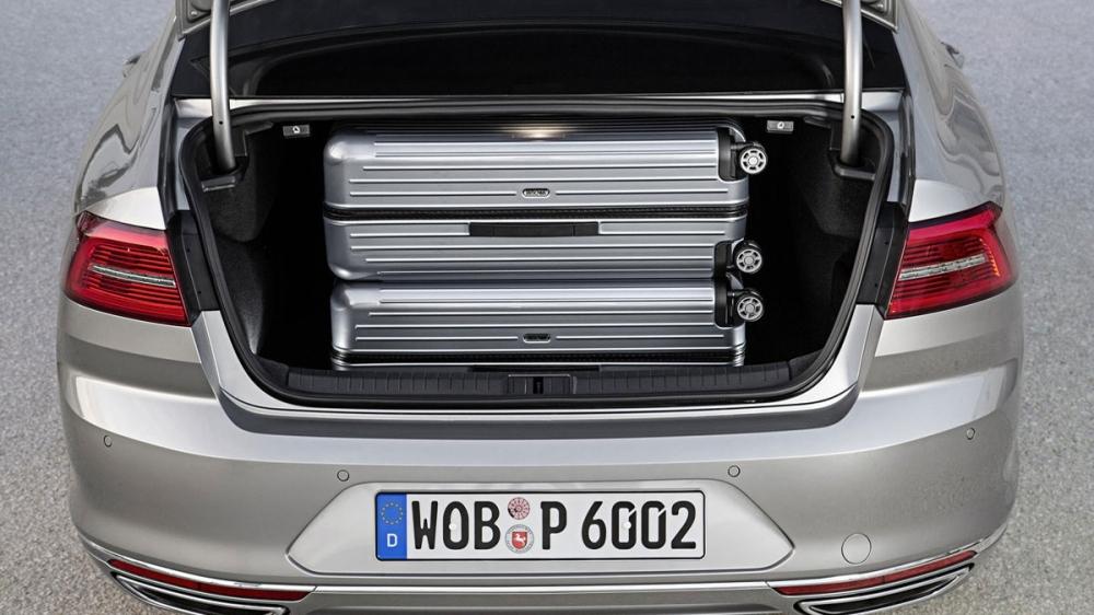 Volkswagen_Passat Sedan_280 TSI Comfortline