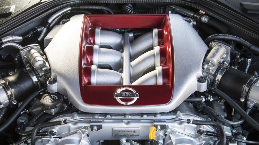 2019 Nissan GT-R 3.8 Black  Premium Edition