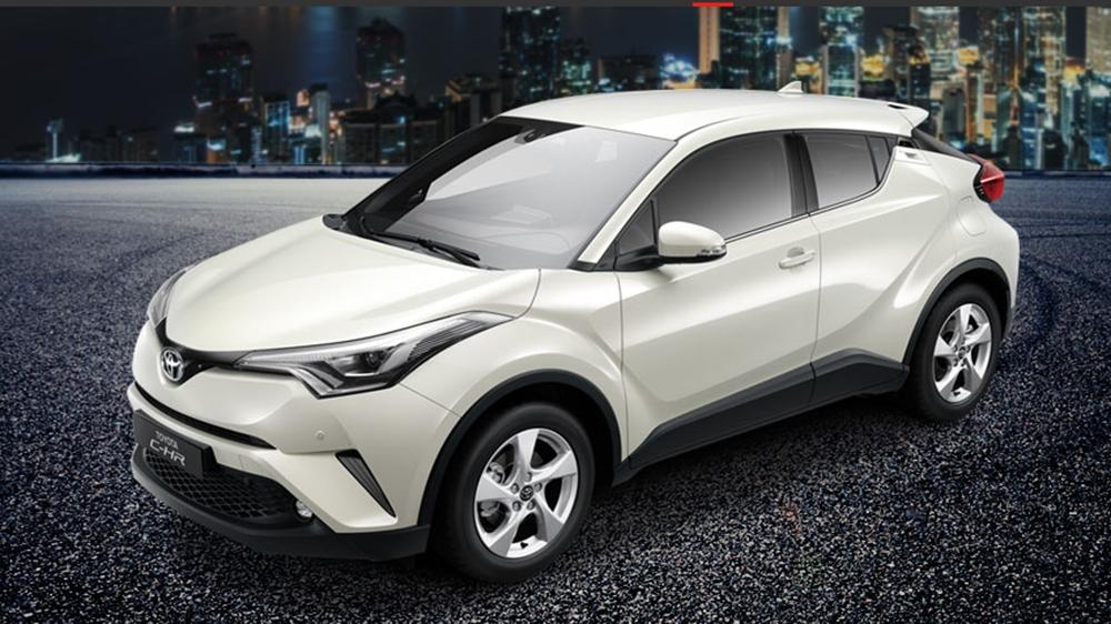 Toyota_C-HR_尊爵AWD
