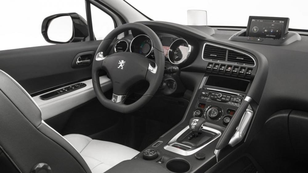 Peugeot_3008_1.6 BlueHDi Classic