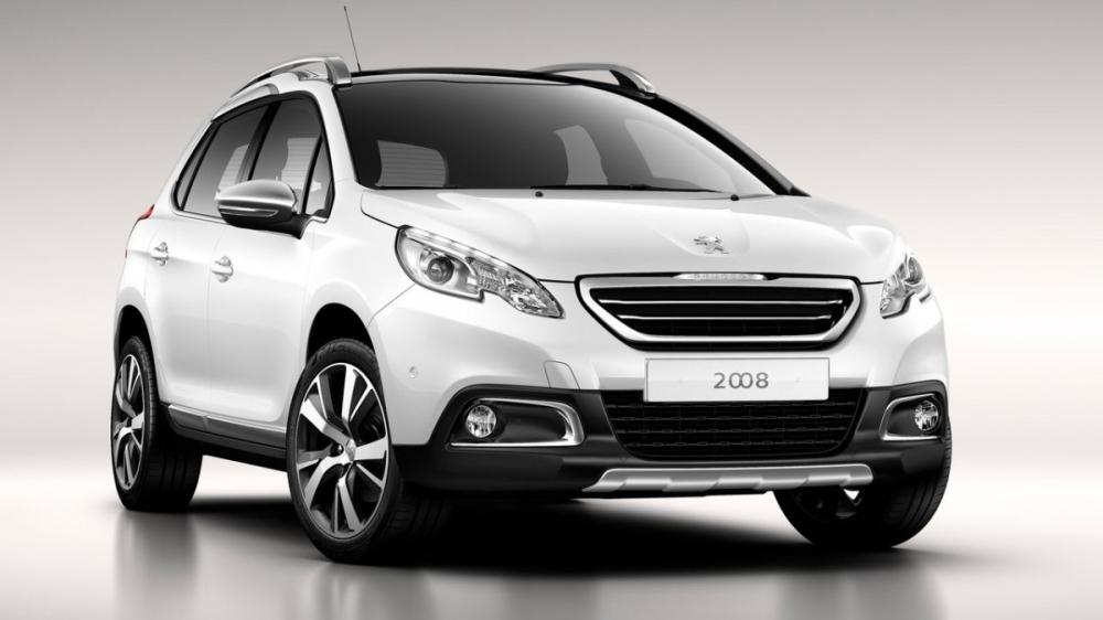 Peugeot_2008_1.6 e-HDi  Active+