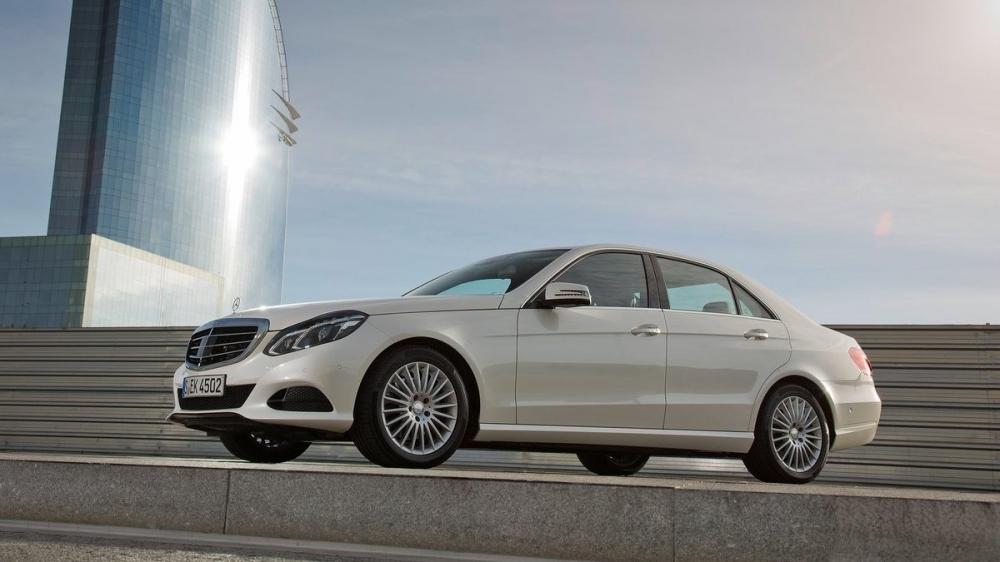 M-Benz_E-Class Sedan_E400 Elegance