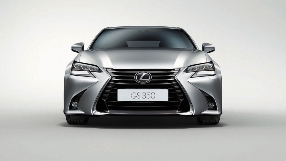 2019 Lexus GS 350頂級版