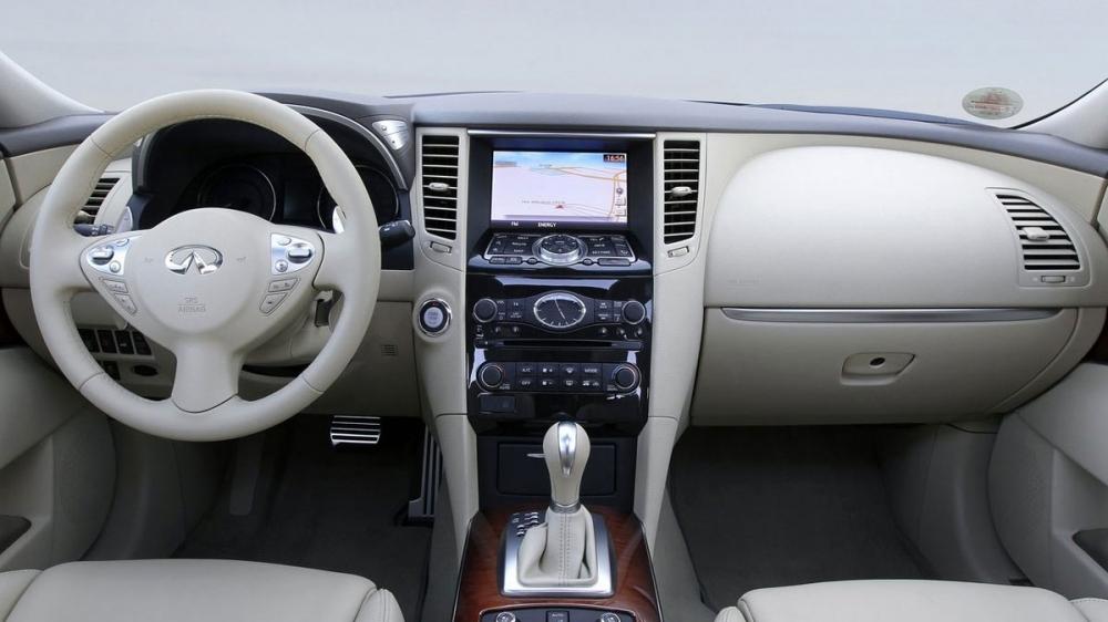 2019 Infiniti QX70 3.7 V6豪華款