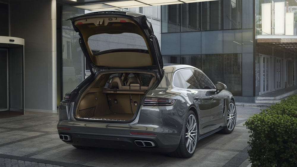 Porsche_Panamera Sport Turismo_Turbo