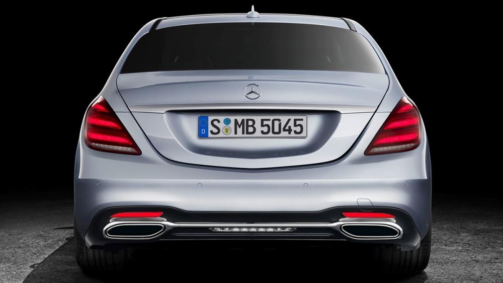 2020 M-Benz S-Class S350d運動版