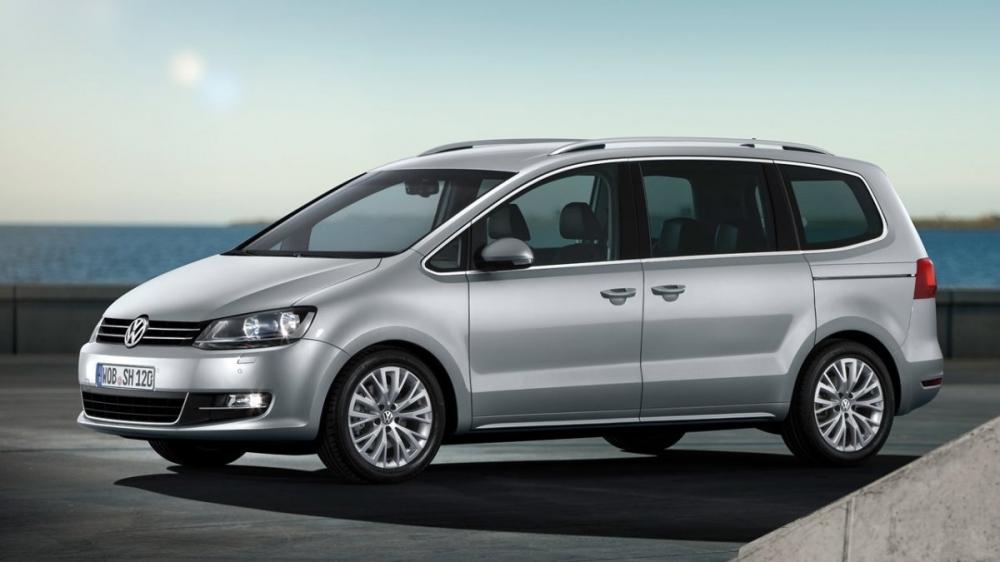 Volkswagen_Sharan_2.0 TDI BMT Comfortine