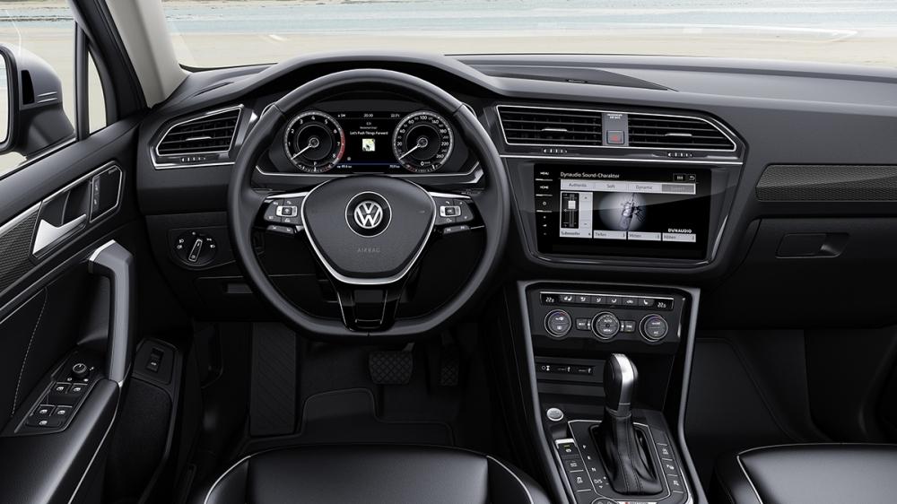 2020 Volkswagen Tiguan Allspace 330 TSI Elegance