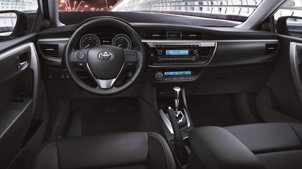 Toyota_Corolla Altis_1.8經典版Safety+