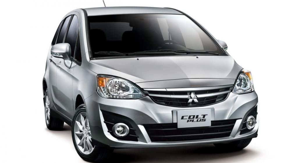 Mitsubishi_Colt Plus_豪華型