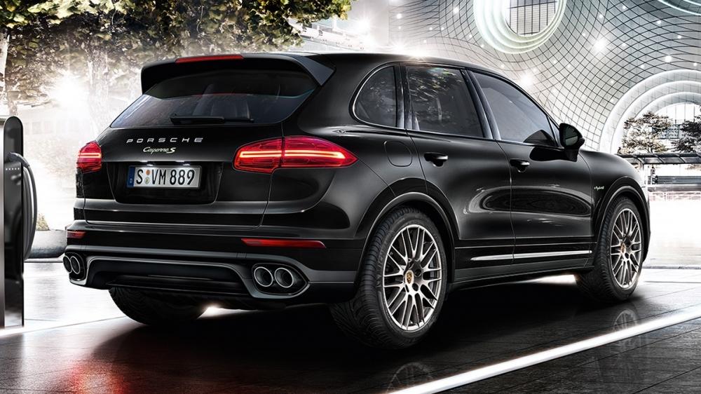 Porsche_Cayenne_3.6 Platinum Edition