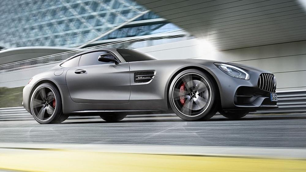 M-Benz_AMG GT_C 4.0 V8