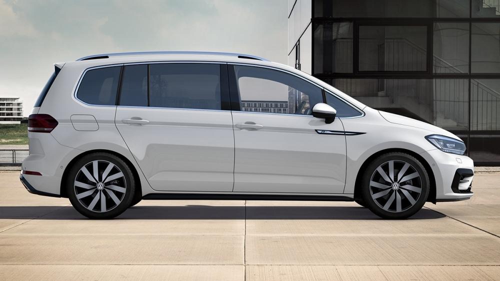 2019 Volkswagen Touran 330 TDI R-Line