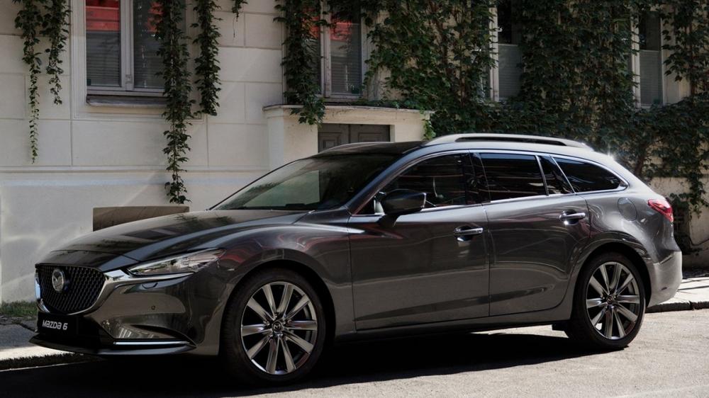 Mazda_6 Wagon_SKY-G旗艦型