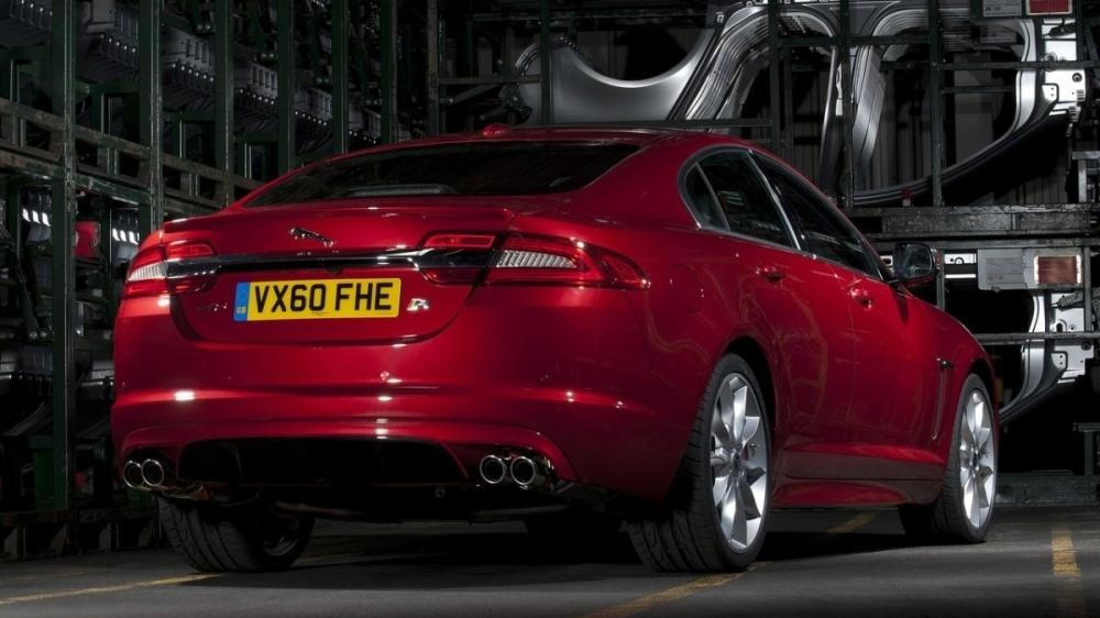 Jaguar_XF_R 5.0 V8 SC