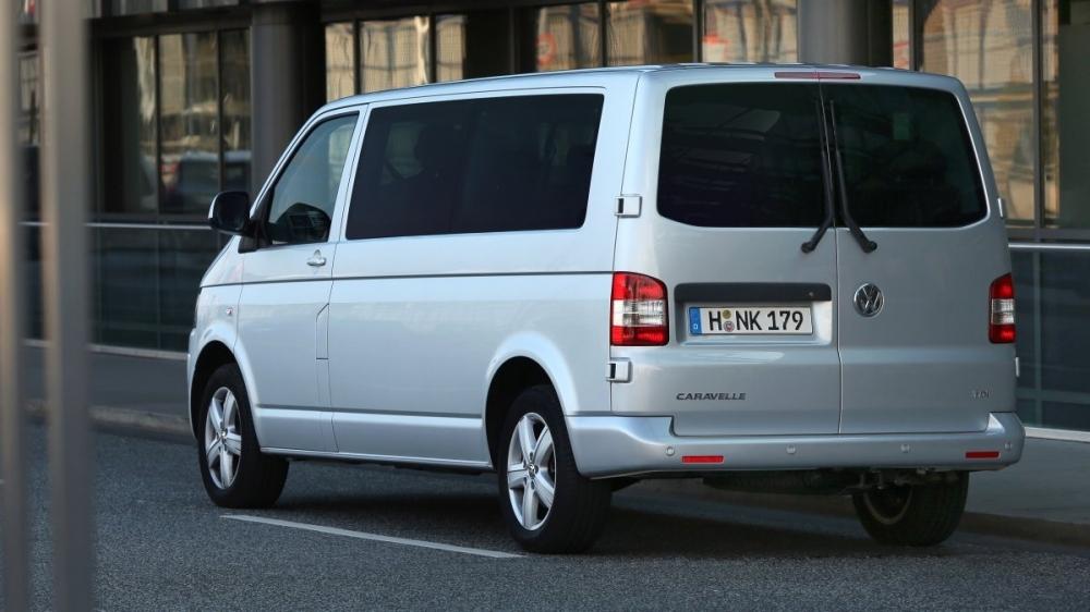 Volkswagen_Caravelle_2.0 TDI SWB榮耀版