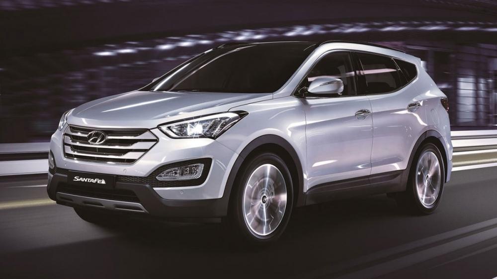 Hyundai_Santa Fe_2.4首席款