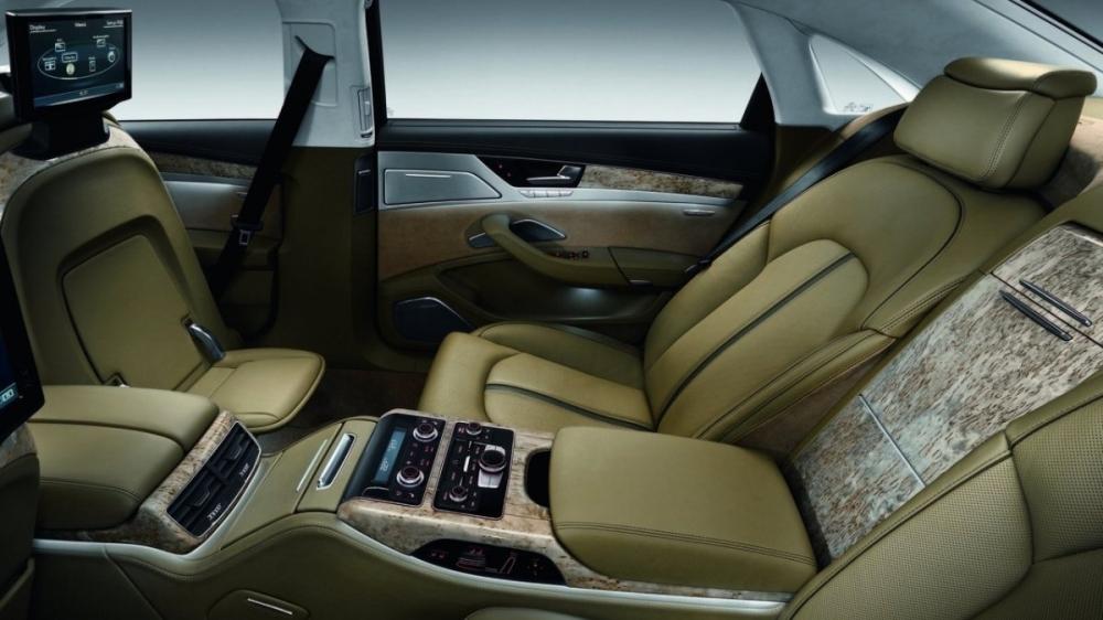 Audi_A8_L 6.3 FSI quattro豪華版