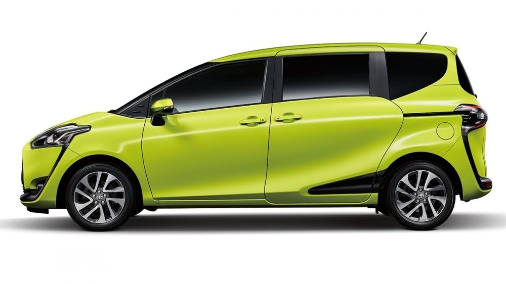 2019 Toyota Sienta 7人座豪華