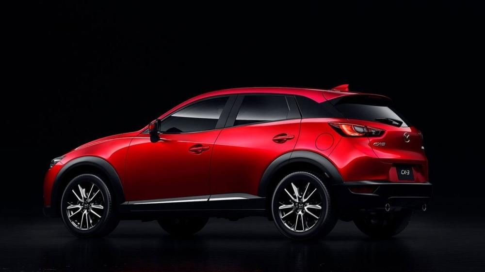 Mazda_CX-3_2.0 i-ACTIVSENSE安心特仕版