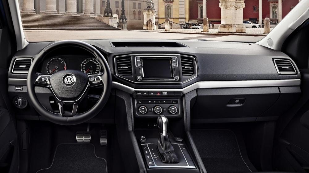 Volkswagen_Amarok_V6 3.0 TDI
