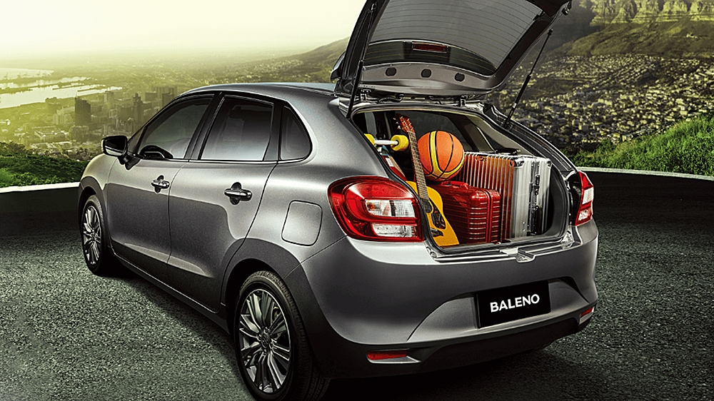 2019 Suzuki Baleno 1.0 GLX