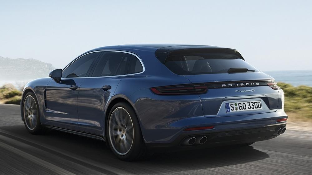 2019 Porsche Panamera Sport Turismo 4 S