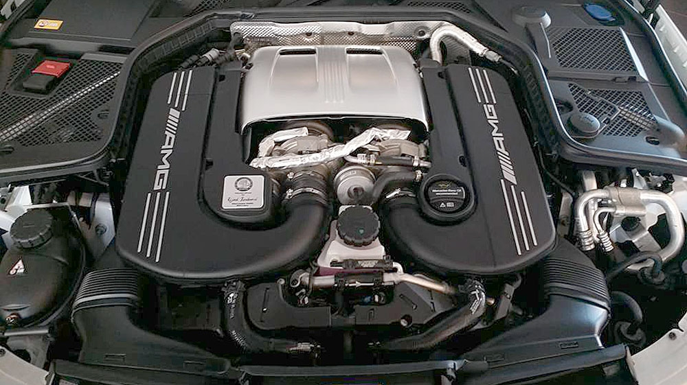 M-Benz_C-Class Sedan_AMG C63 SE
