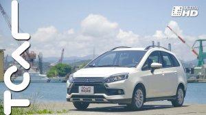 超能大空間 Mitsubishi Colt Plus 新車試駕 - TCAR