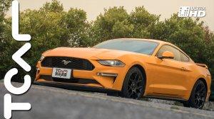 傳經典、去刻板 2018 Ford Mustang Ecoboost Premium 跑車試駕 - TCAR