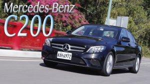 EQ Boost 應援!魅力加持? Mercedes-Benz C200 Sedan