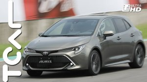 絕非世俗的豐田 Toyota Auris 賽道試駕 - TCAR