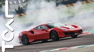 駿 神駒 Ferrari 488 Pista 義大利激情試駕 - TCAR