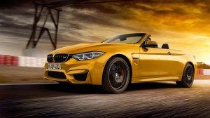 全新BMW M4敞篷跑車30週年紀念版限量上市!
