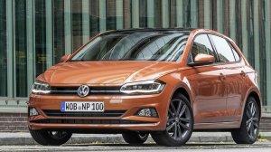 2018 - Volkswagen Polo