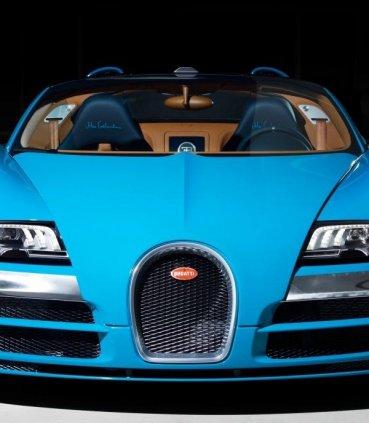BUGATTI Veyron修車像換車!一個油箱要價新台幣133萬元起