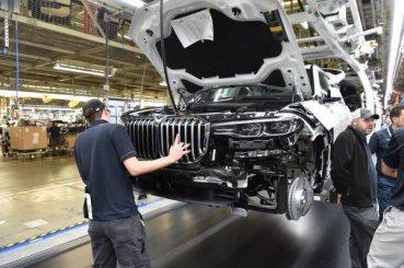 跨界大將登場!全新BMW X7將於今年洛杉磯車展登場