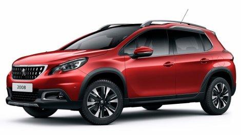 2019 Peugeot 2008 1.2 Pure Tech Active