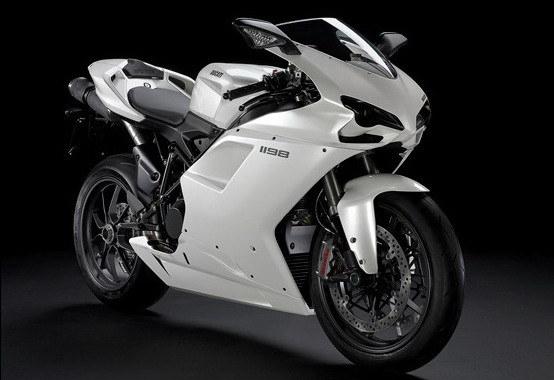 2009 Ducati Superbike 1198
