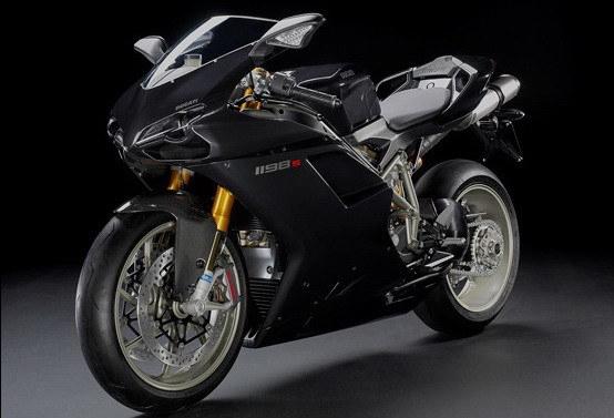 2009 Ducati Superbike 1198S