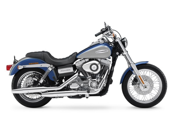 2009 Harley-Davidson Dyna FXDC