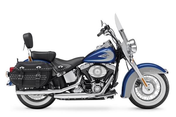 2009 Harley-Davidson Softail FLSTC