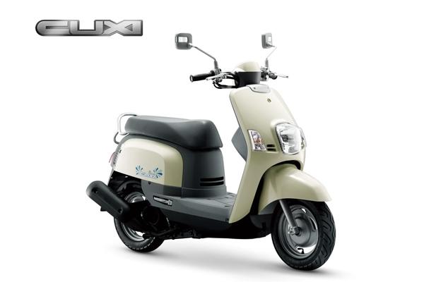 2009 Yamaha Cuxi 100 Fi鼓煞