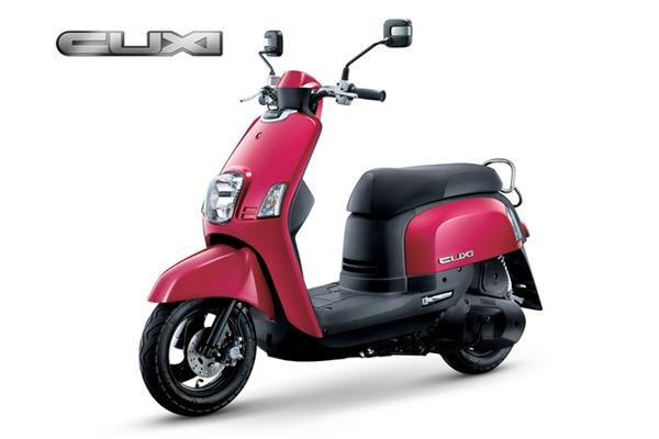 2009 Yamaha Cuxi 100 Fi碟煞