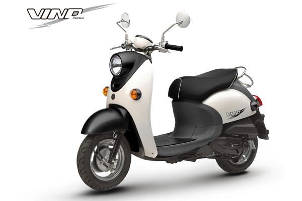 2011 Yamaha Vino 50 FI