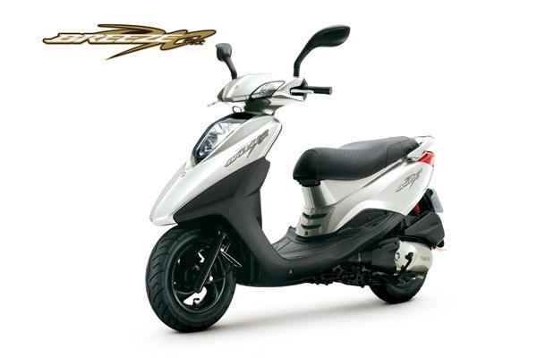 2011 Yamaha 勁風光 DX