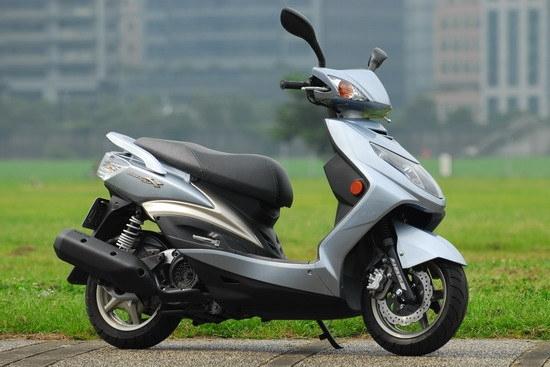 2011 Yamaha Cygnus X 125 FI