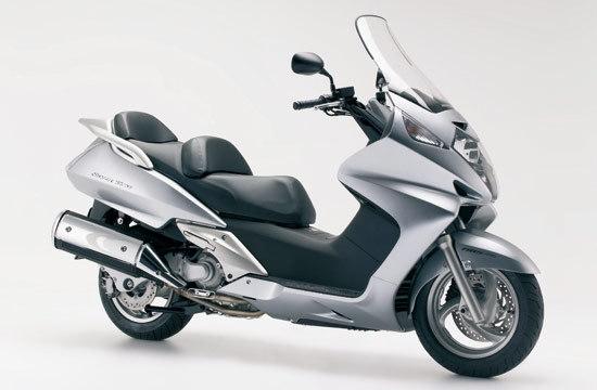 2011 Honda SLIVER WING 600
