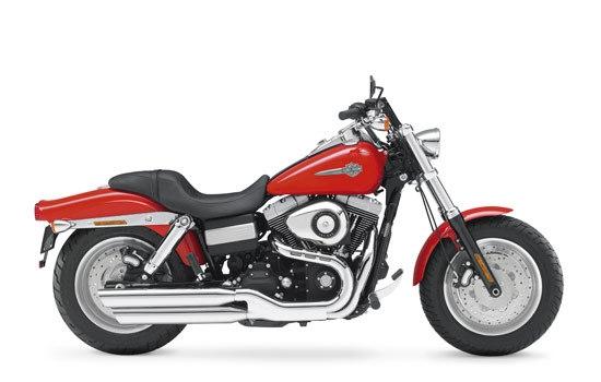 2011 Harley-Davidson Dyna FXDF FAT BOB