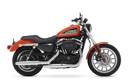 2011 Harley-Davidson Sportster XL883R